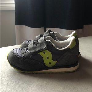 Boys Saucony sneakers